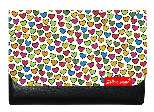 Selina-Jayne Hearts Limited Edition Designer Small Purse